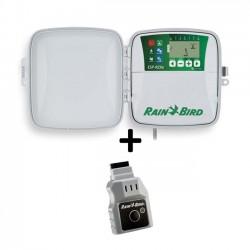 Programador ESP-RZXE6 Exterior + Módulo LNK Wifi Rain Bird