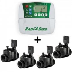 Programador ESP-RZXE4 Int + 4 Elec. 100HV Rain Bird