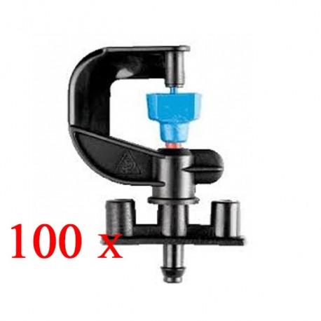 Microaspersor 12 chorros. 100 unidades