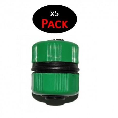 """Reparador de manguera 1/2"""" 12mm (Pack de 5 Unidades)"""
