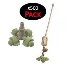 Nebulizador coolnet 4 salidas (Pack de 500)
