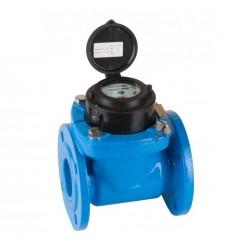 Contador de agua Woltman DN125 para tubo de 160 T30 Bridas PN16