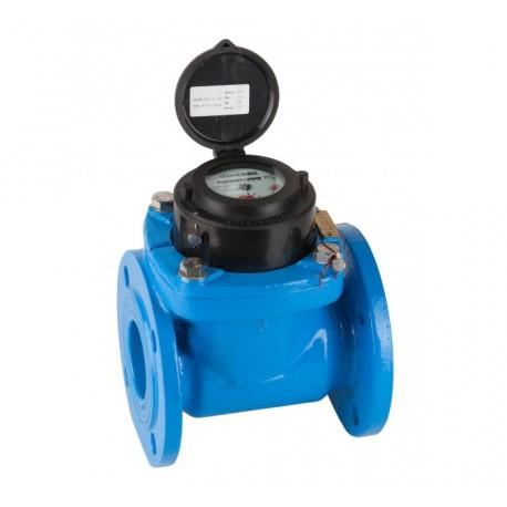 Contador de agua Woltman DN120 para tubo de 160 T30 Bridas PN16