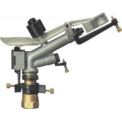 """Canhão de irrigação ajustável IBIS 1"""". Faixa de 13 a 23 mts"""