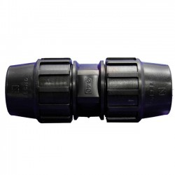Enlace recto PE 20mm