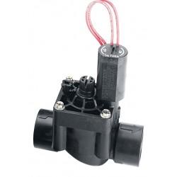 """Electroválvula PGV-101 24V 1"""" Hunter con regulador de caudal"""