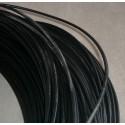 Microtubo PE 3x5mm. Color negro. Bobina 300 mts