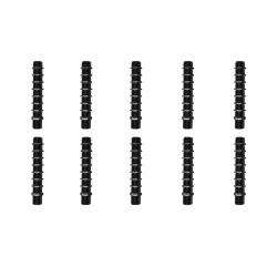 "Bobina roscada 3/4"" 15cm (Pack x 10)"