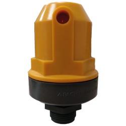 "Ventosa bifuncional automática PVC 1"""