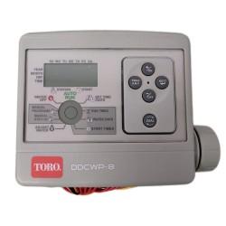Programador riego a pilas TORO DDCWP-8-9V de 8 estaciones