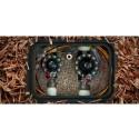 """Electroválvula PGV-201 24V 2"""" Hunter con regulador de caudal"""