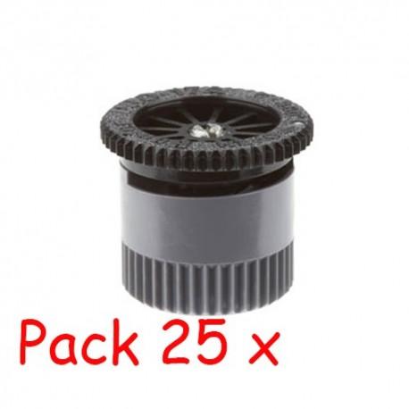 Pack 25 x Tobera difusores 17A Hunter. Alcance 4,60 mts