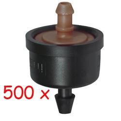 Pack 500 x Gotero Autocompensante 3,2 l/h iDROP