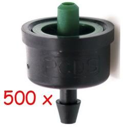 Pack 500 x Gotero Autocompensante 4 l/h iDROP