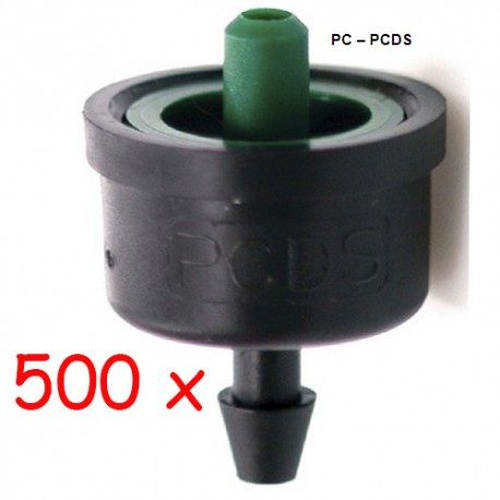 Pack 500 x Gotero Antidrenante 4 l/h iDROP