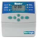 Programador eléctrico Eco Logic 4 estaciones Interior Hunter