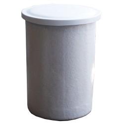 Depósito de poliéster fibra de vidrio 110 litros