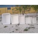 Depósito de poliéster fibra de vidrio 115 litros